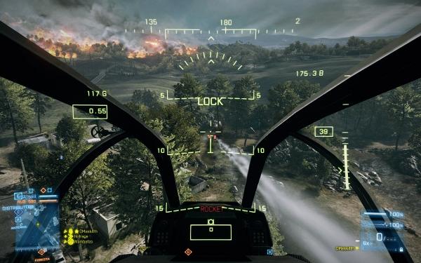 Elicottero Havoc : Guida battlefield quello che dice non pagina