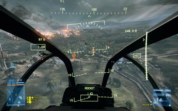 Elicottero Havoc : Guida battlefield quello che dice non versione