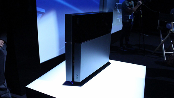 Sony PS4 pre-order