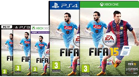 Fifa 15, link per il download