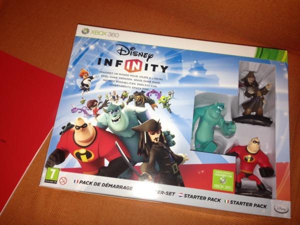 Disney Infinity 20: Marvel Super Heroes Starter-Set