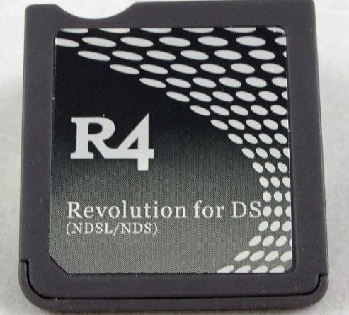 Flash Card R4 per Nintendo DS