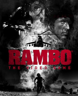 rambonews  Rambo: The Video Game