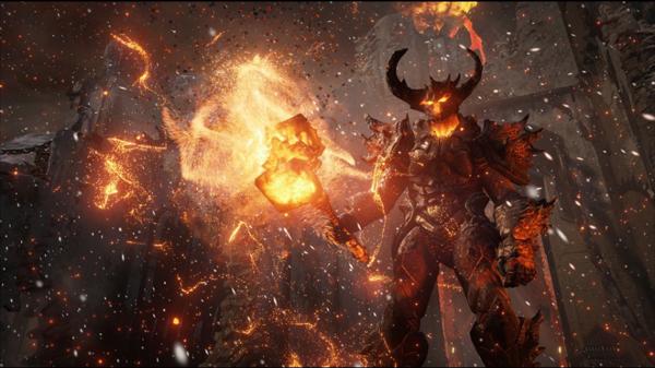 unrealengine4elementaldemonews Epic: primo gioco con Unreal Engine 4 nel prossimo anno